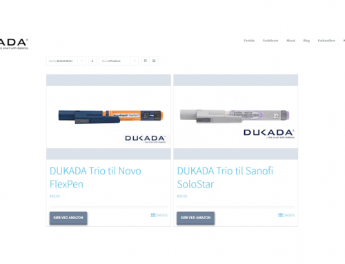 Sådan kom Dukada ApS i gang på Amazon
