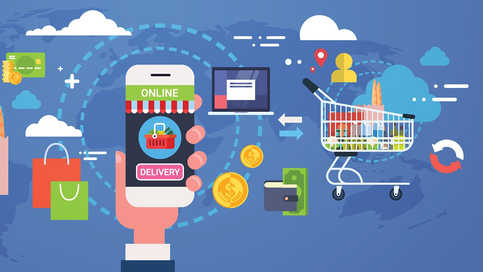 Mød Wayfair, Newegg og andre online markedspladser - DI Handel