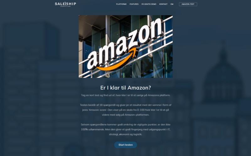 Få din Amazon-score med vores test